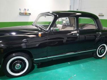 Mercedes 150 Clasico 3