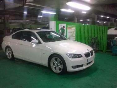 Limpieza BMW 1